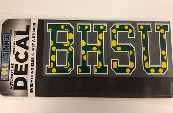 Decal Bhsu With Bubbles Inside