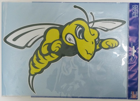 Decal Big Bee Full Color