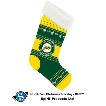 Bhsu Christmas Stocking