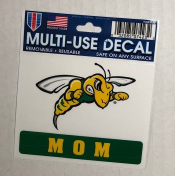 Decal Wincraft Mom W/Bee