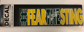 Decal #Fearthesting