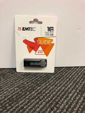 Flash Drive 16Gb Slide