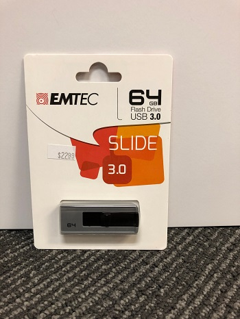 Flash Drive Slide 64 Gb