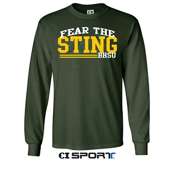 2017 Fear The Sting Long Sleeve