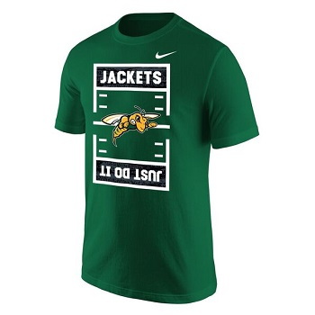 Nike Tee Fb Field W/Bee