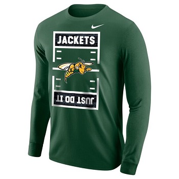Nike L/S Fb Field W/Bee