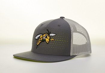 Hat Perforated W/Bee