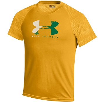 Ua Novelty Tee Youth Big Logo
