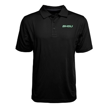 Mesh Insert Poly Polo