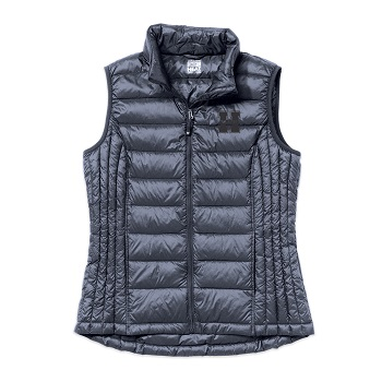 Women's Packable Down Vest H Logo