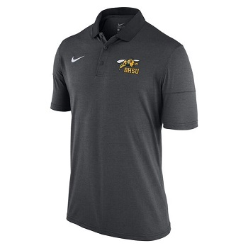 Nike Dry Polo W/Bee Anthracite