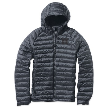 Packable Down Jacket H Logo