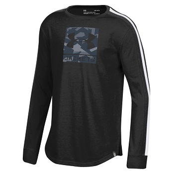 Youth L/S Training Camp Tee Ua Jackets