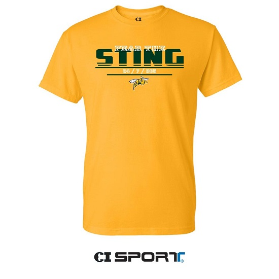 2019 Fear The Sting Tee Skittle (SKU 1072982345)