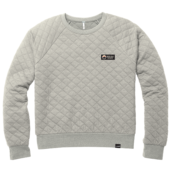 Tahoe Quilted Crew