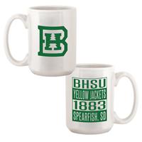 BHSU Yellow Jackets 15 oz. Mug