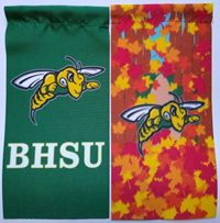 BHSU Mini Garden Banner Set