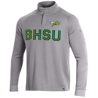 Under Armour Double Knit BHSU 1/4 Snap Pullover